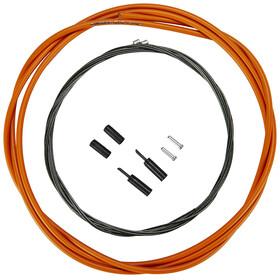 Shimano OPTISLICK - Cables de cambios y fundas para cables de cambios - naranja